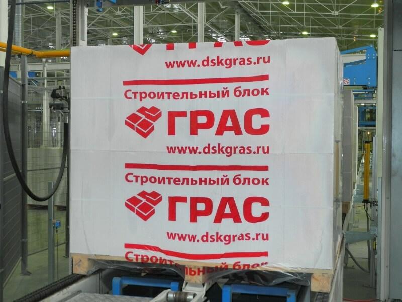 Производство газобетона Грас