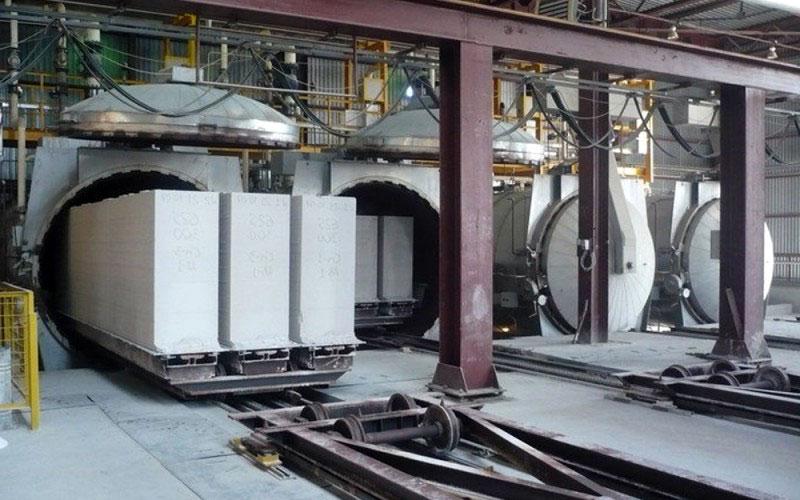 Завод производства автоклавного бетона бетон гугл